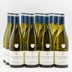 Fontaine-Gagnard Chassagne Montrachet La Maltroie 2017, 12 bottles (oc)