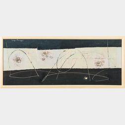 Stanley Bate (American, 1903-1972)      Night Flight