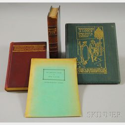 Poetry, Four Volumes: