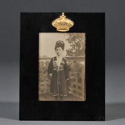 Period Postcard of Tsarevich Alexei Nikolaevich