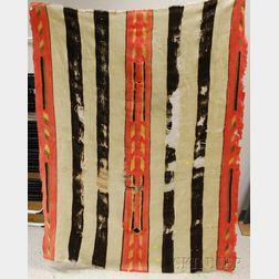 Navajo American Weaving