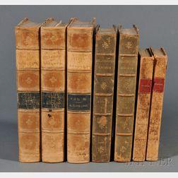 Decorative Bindings, Twenty-four Volumes: