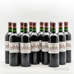 Chateau Cos dEstournel 2003, 12 bottles