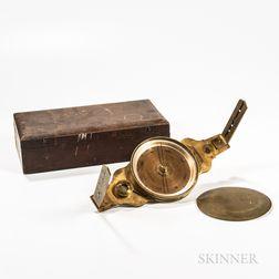 William J. Young Vernier Compass