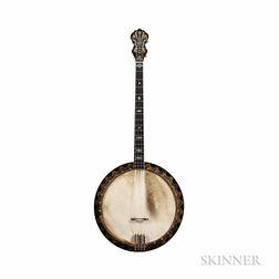 Vega Soloist Vegaphone Tenor Banjo, 1925