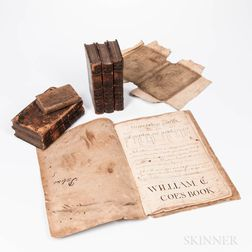 Group of Printed and Manuscript Works