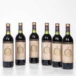 Chateau Gruaud Larose 1983, 6 bottles