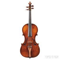Italian Violin, Attributed to Micael Deconet, Venice, 1772