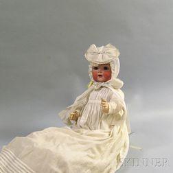 Kammer & Reinhardt/Simon & Halbig Bisque Socket-head Baby Doll