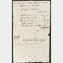 Paine, Robert Treat, Signer from Massachusetts