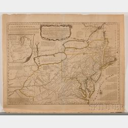 (Maps and Charts, North America), Evans, Lewis (1700?-1756)