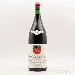 Remoissenet Bourgogne Royals Club Cuvee Speciale 1978, 1 3 liter bottle