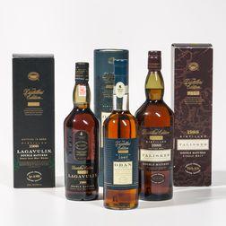 Mixed Distillers Edition, 1 Liter bottle (oc) 2 70cl bottles (oc)
