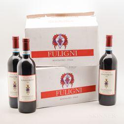 Fuligni Ginestreto Rosso di Montalcino 2014, 12 bottles ( 2 x oc)