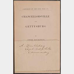 Doubleday, Abner, (1819-1893)