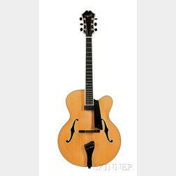 American Guitar, Benedetto, East Stroudsburg, Pennsylvania, 1999, Model Manhattan