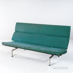 Charles and Ray Eames Compact Sofa
