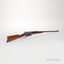 Winchester Model 1895 Flatside Rifle