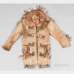 Niagara Falls Buckskin Jacket