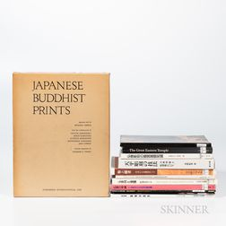 Thirteen Reference Books on Japanese Buddhist Art