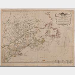 (Maps and Charts, North America), Sayer, Robert & Bennett, Jonathon