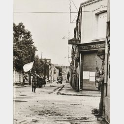 Robert Capa (Hungarian/American, 1913-1954)      Nazis Show Their Colors