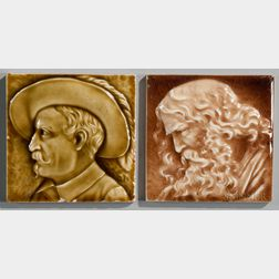 Two Providential Tile Works Art