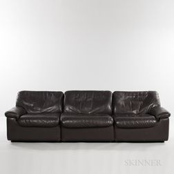 DeSede Leather Sofa