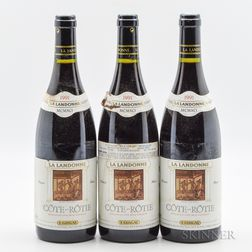 E. Guigal La Landonne 1991, 3 bottles