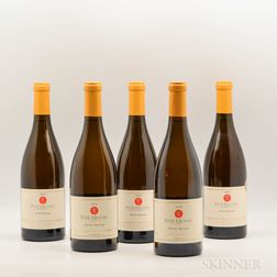 Peter Michael Point Rouge Chardonnay, 5 bottles