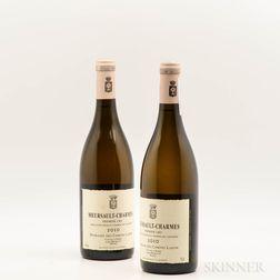 Comtes Lafon Meursault Charmes 2010, 2 bottles