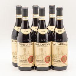 Produttori del Barbaresco Barbaresco 2015, 6 bottles (oc)