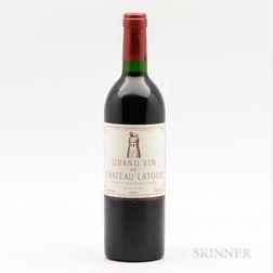Chateau Latour 1985, 1 bottle