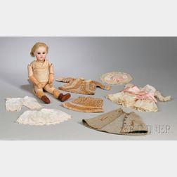 Depose E 6 J Bebe Jumeau Doll with Provenance