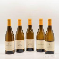 Peter Michael Mon Plaisir Chardonnay, 5 bottles