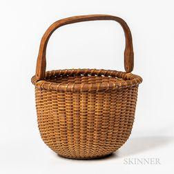 Nantucket Lightship Basket
