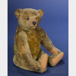 Steiff Yellow Mohair Teddy Bear