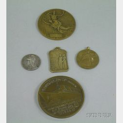 Group of Military and General Historic Occasion Commemorative Medals
