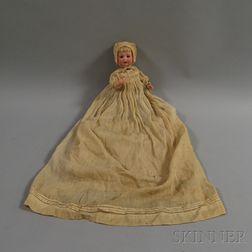 Armand Marseille Bisque Head Baby Doll