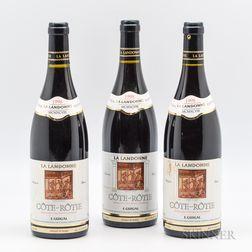 E. Guigal La Landonne 1998, 3 bottles