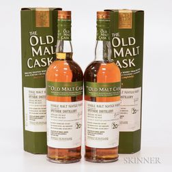 Speyside 20 Years Old 1992, 2 750ml bottles (ot)
