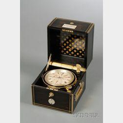 Two-Day Marine Chronometer by Wm. Weichert