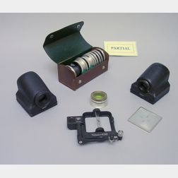 Group of Rolleiflex TLR Accessories