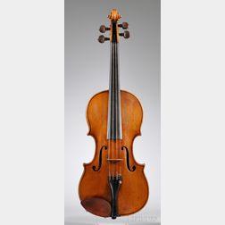 Italian Violin, Paolo Castello, Genoa, c. 1775