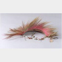Plateau Porcupine and Deer Hair Roach