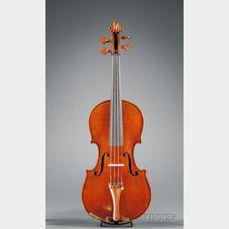 Modern Violin, Probably Italian, c. 1920