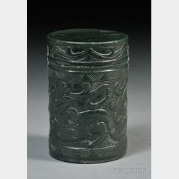 Jade Box and Cover