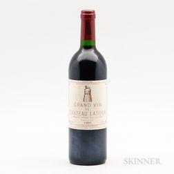 Chateau Latour 1995, 1 bottle