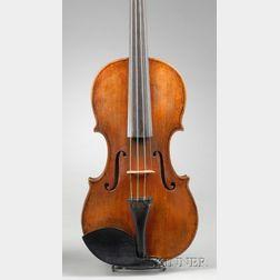 Violin, c. 1800, Testore School
