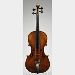 English Violin, Martin Fendt, London, 1820